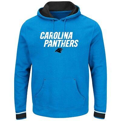 NFL Hoody Carolina Panthers Hoodie Kaputzenpullover Championship Sweater hooded (Nfl Panthers Hoodie)