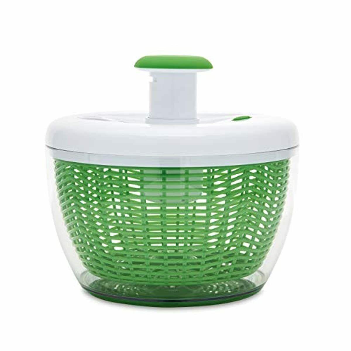 Farberware Pro Pump Salad Spinner, one size, Green