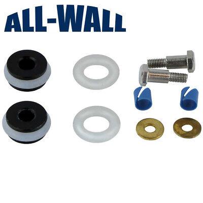 Level 5 Drywall Flat Box Wheel Repair Kit - Wheels O-rings Axles Bearings