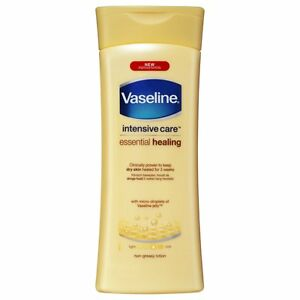 vaseline intensive care vaseline intensive care essential healing non greasy 30757
