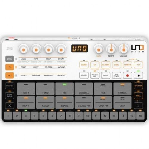 IK Multimedia UNO Drum Analog/PCM Drum Machine