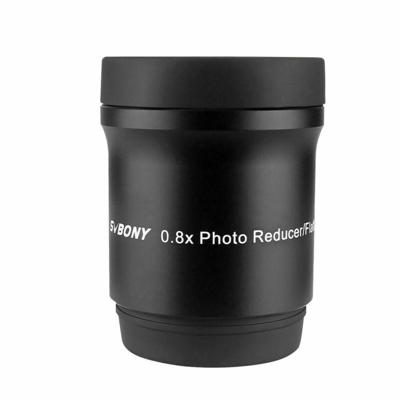 SVBONY SV193 M54x0.75 0.8x Photo Reducer Flattener for SV503 70 f/6 ED Refractor