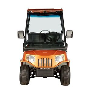 BRAND NEW GOLF CART - Marshell BOSS E4-LSV Hope Island Gold Coast North Preview