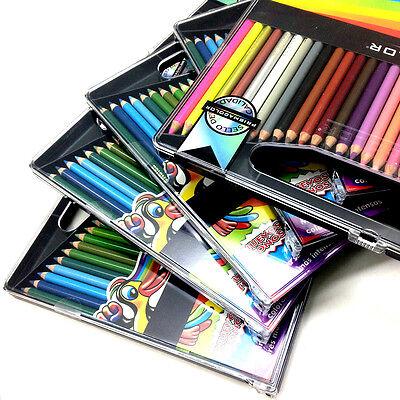 Prismacolor Colored Pencils Set of 36. Acrylic box. BLACK FRIDAY SPECIAL!