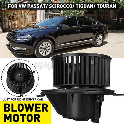 HEATER BLOWER MOTOR FAN 1K2819015C FOR VW PASSAT MK6 (B6) & PASSAT CC