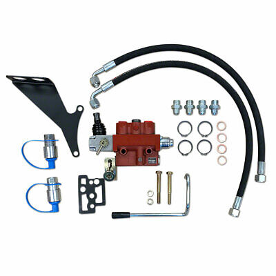 Massey Ferguson Mf 230 231 235 240 245 250 253 Single Rear Remote Valve