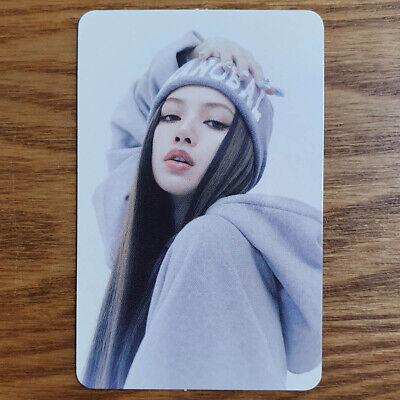 Lisa Official Photocard LALISA First Single Album Blackpink Genuine kpop