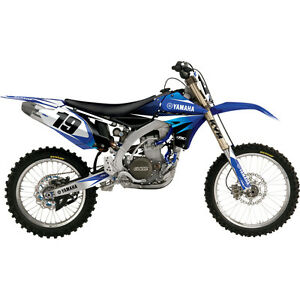 FACTORY EFFEX 16-01214 EVO SERIES GRAPHIC KIT 1996-2001 YAMAHA YZ125/250