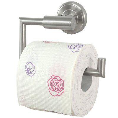 Badserie Ambiente - Toilettenpapierhalter   Klopapierhalter   Wand   Edelstahl
