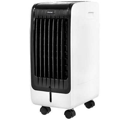 Evaporative Air Cooler Portable Fan Conditioner Cooling Touch Pad Remote Office