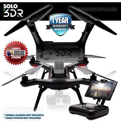 Камеры бла 3DR Solo Drone Quadcopter