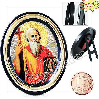 Ikone Oval m. Glas Andreas (Apostel) icon OR икона Апостол Андрей Первозванный