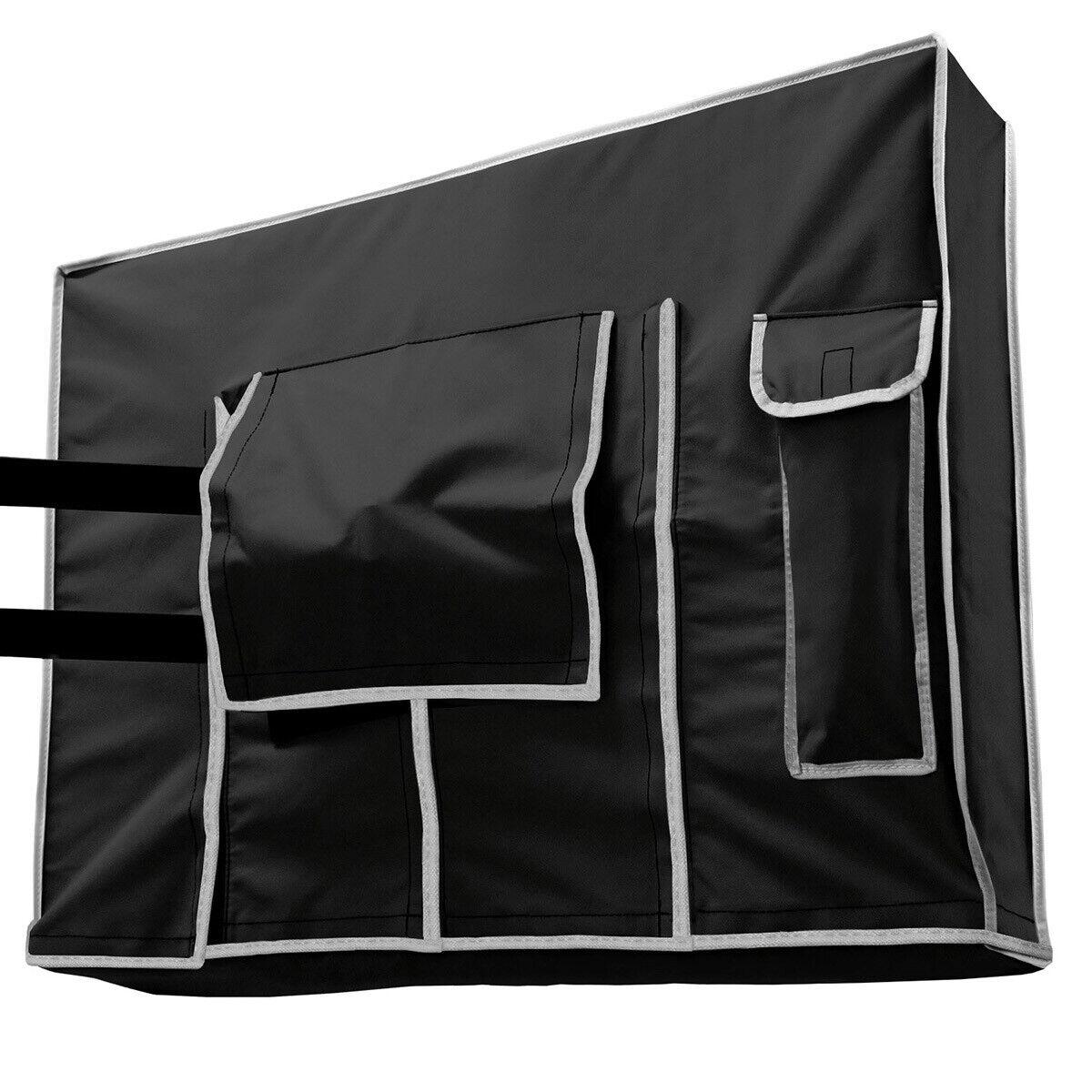 Premium 32 inch Outdoor TV Cover - Weatherproof Television P