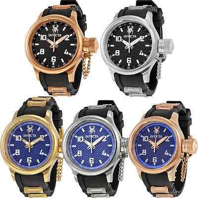 Invicta Signature II Russian Diver Chronograph Mens Watch