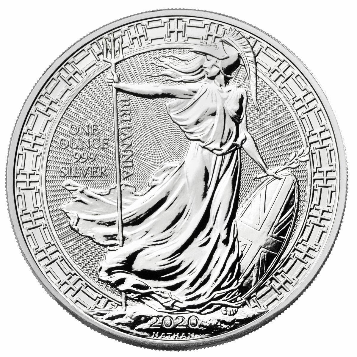 2019 Niue Star Wars Seasons Greetings Foil 5g Silver $5 Coin Note BU SKU59716