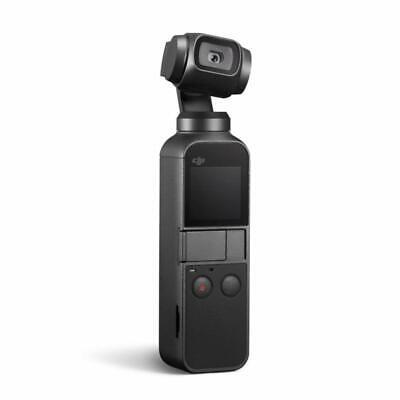 DJI Osmo Pocket 3-Axis Gimbal Stabilized Handheld Camera