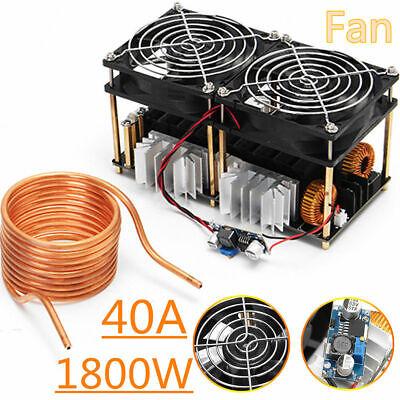 1800w Zvs Induction Heating Board Module Flyback Driver Heaterteslacoilfan