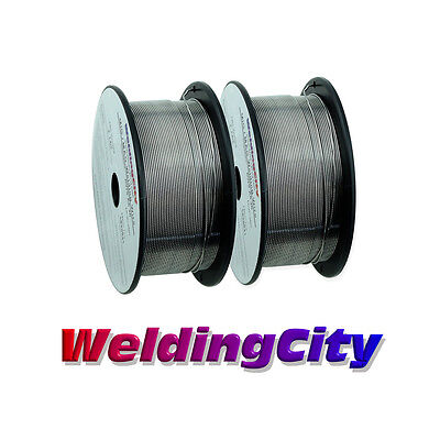 Weldingcity Gasless Flux-cored Mig Welding Wire E71t-11 .035 0.9mm 2-lb 2-pk