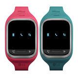 LG VC110 GizmoPal 2 Verizon Wireless GPS Pink and Blue Wearable Smart Watch