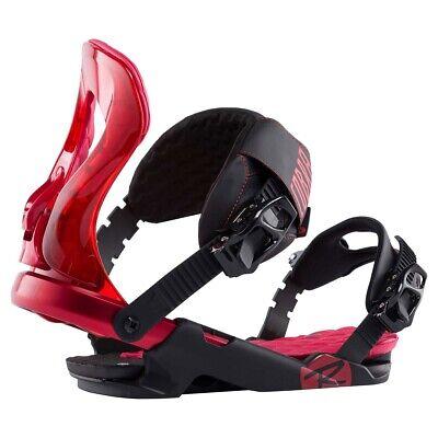 как выглядит Rossignol Cobra Snowboard Bindings 2020 фото