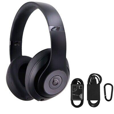 Beats Studio3 Wireless Series Over-Ear Headphones - Matte Black (MQ562LL/A)