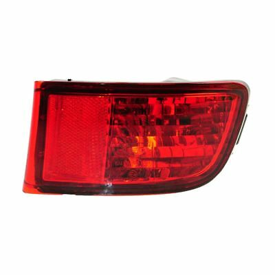 Rear Bumper Red Reflector Right Light Passenger Side for 03 05 Toyota 4Runner