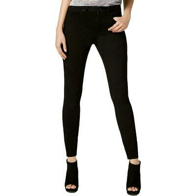 Denim Heather (Articles of Society Womens Heather Black Denim Skinny Jeans 30)
