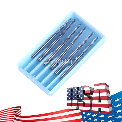 Dental Surgical Carbide Burs Bone Cutters Fg Zekrya 28mm Long Friction Grip Burs