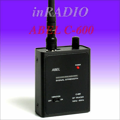 ABEL C-600 Detector Scanner Eavesdropping Bug Detector COUNTERSURVEILLANCE ACECO