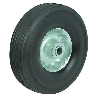 Hub Solid Rubber Wheels - 10