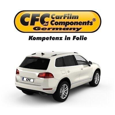 CFC Tönungsfolie Passgenau, Mercedes, GLK, (X204) SUV 11/08-10/15, basic-black,