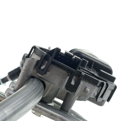 A-premium Front Windshield Wiper Linkage Assembly W/ Motor