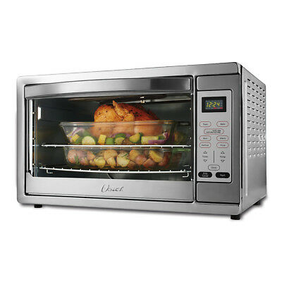 Oster Surprisingly Large Digital Countertop Oven TSSTTVDGXL
