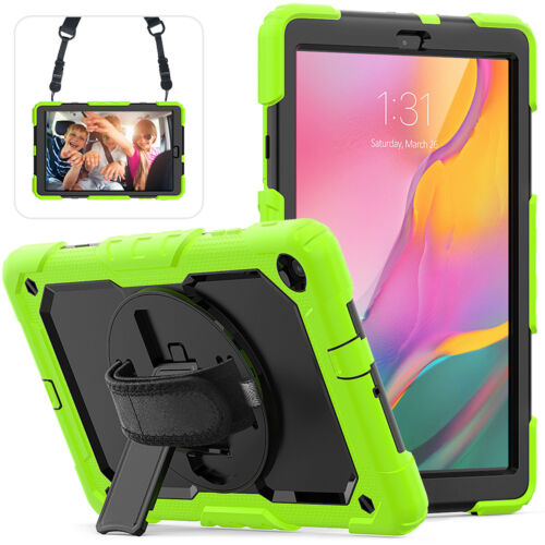 For Samsung Galaxy Tab A 8.0 10.1 2019 Tablet Hard Protective Stand Case Cover