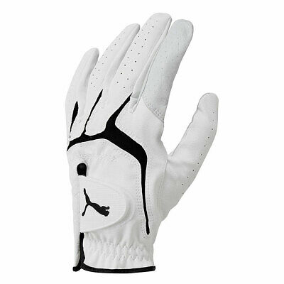 Puma Golf Mens Pro Grip Hybrid Synthetic Leather LH Golf Glove 40% OFF RRP