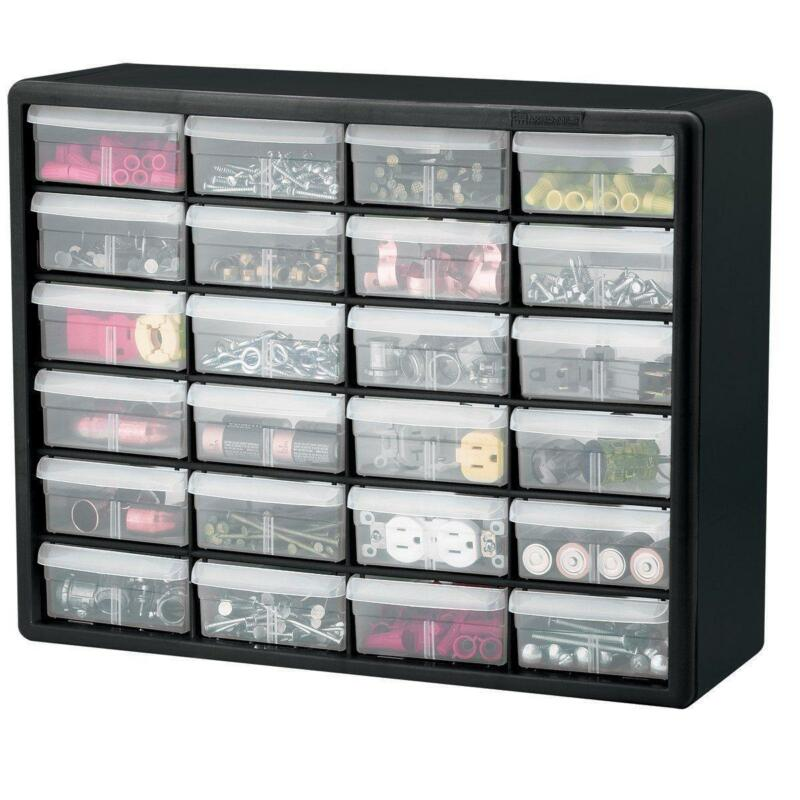 Plastic Storage Drawers Ebay