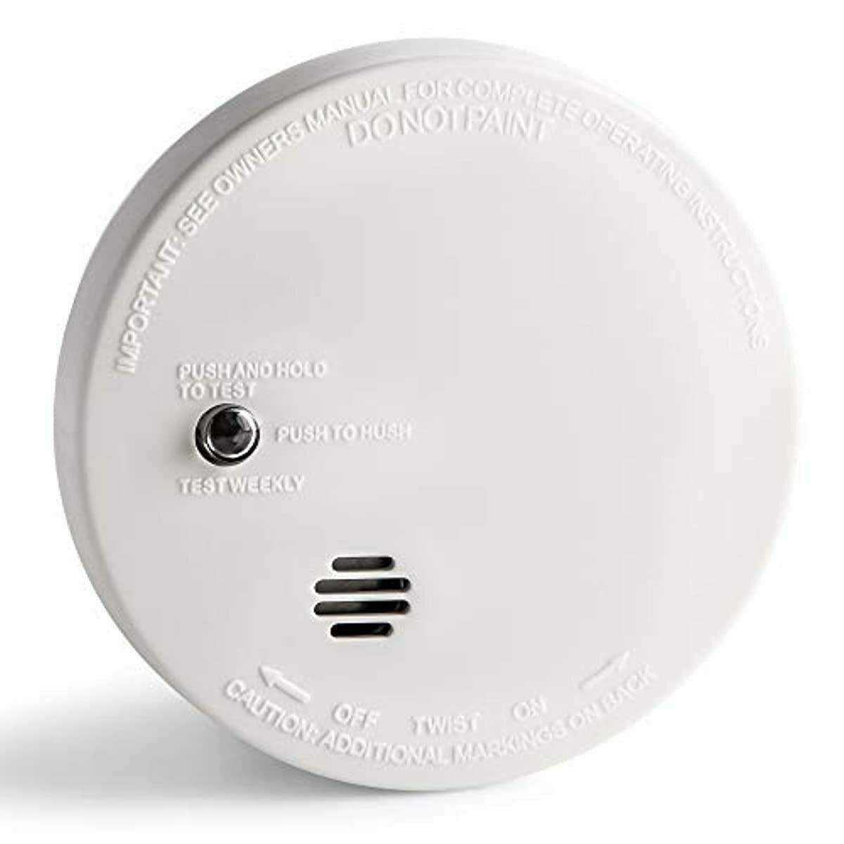 Indoor House Safety Smoke Alarm Detector Battery Sensor Fire