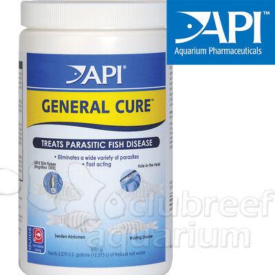 - General Cure BULK FW & SW Aquarium Anti-Parasitic Fish Treatment API Powder