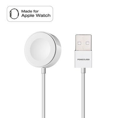 Magnetic Charger Charging Cable (1m) for Apple Watch iWatch 38mm & 42mm