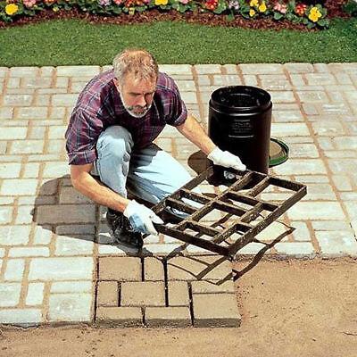 Walk Maker 45cm Driveway Paving Pavement Mold Patio Concrete Stepping Stone Path