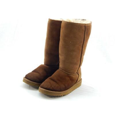UGG Australia Classic Tall Girl's Chestnut Boot 2M
