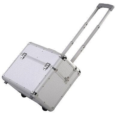 ALU Pilotenkoffer Trolley Businesskoffer Handgepäck Reisekoffer Aktenkoffer Case