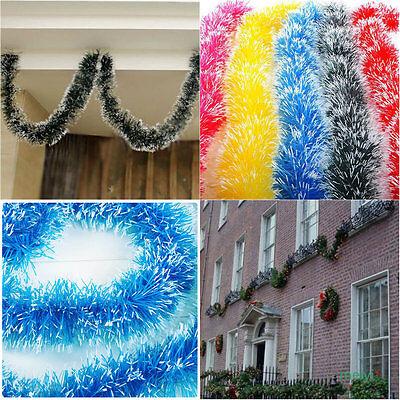 Diy Christmas Garland (Xmas Tree Hanging Ornament Decoration Garland String Christmas Party Ribbon)