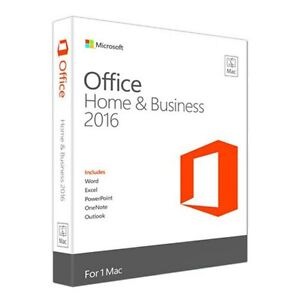 Microsoft Office for Mac 2016 - Local Pickup Sydney City Inner Sydney Preview
