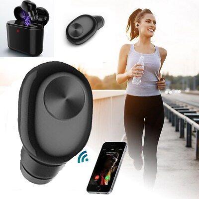 In Ear kopfhrer Bluetooth Kopfhörer Mini Kabellos Stereo Headset Ohrhörer+Mic CE
