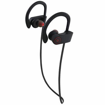 Waterproof Bluetooth Earbuds Stereo Sports Wireless Headphones in Ear Headset ()