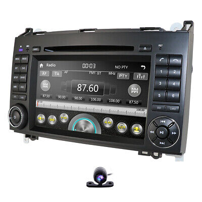 Autoradio GPS Navi DVD DAB Für Mercedes Benz A/B Klasse Sprinter Viano Vito W639
