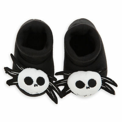 Disney Jack Skellington Costume (New Disney Store Jack Skellington Costume Dress Up Shoes Slipper)