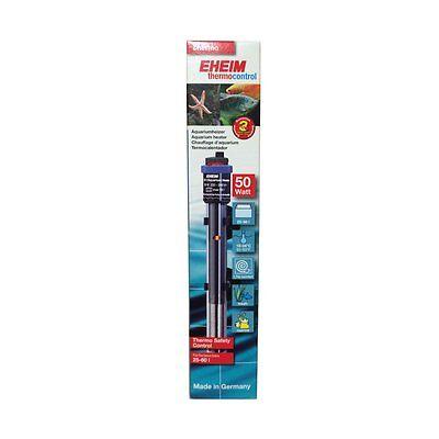 Jäger Regelheizer 50 Watt Aquarienheizer für 25-60 L Heizstab Stabheizer Heizung