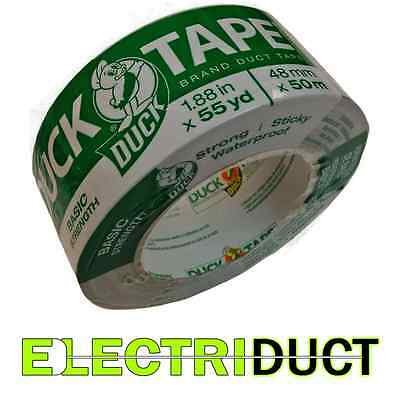 Basic Strength Utility - Waterproof - 1.88 X 55 Yd - Duck Tape